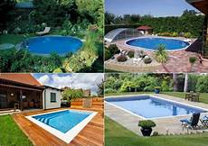 Tipps Zum Bau Und Einbau Eines Swimmingpools Im Garten