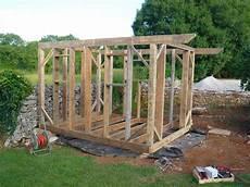 Abri De Jardin En Bois Cabane De Jardin La Construction