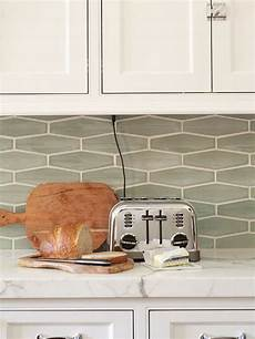 elongated hexagon tile backsplash tile in 2019
