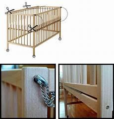 sniglar crib co sleeper f 252 r unser m 228 dchen