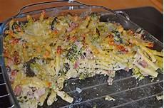 brokkoli schinken auflauf brokkoli nudel schinken auflauf smiley1