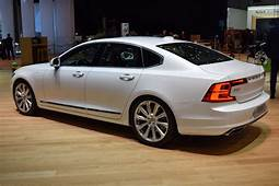 Volvo Reveals UK Pricing & Specs For New S90 V90  Carscoops
