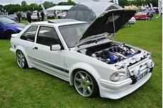 Black Ford Rs Turbo