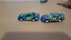 Mattel Cars & 3 Ernie Gearson Spare Mint 93  YouTube