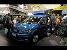 reimo vw caddy maxi c volkswagen cer walkaround and