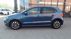 Volkswagen New Polo Bluemotion Edition 2017 Blue Silk