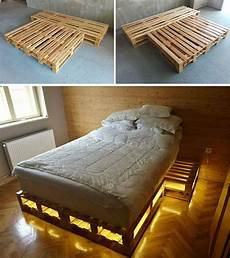5 Pallet Beds Ideas Easily Made At Home Sensod