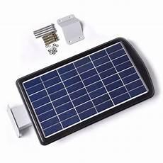 eclairage led exterieur solaire eclairage solaire exterieur intelligent module solaire 15w int 233 gr 233 led 10w solairepratique