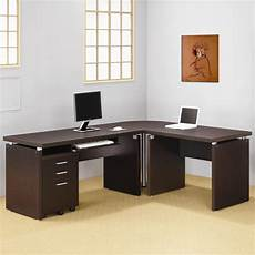 home office furniture l shaped desk coaster skylar contemporary l shaped computer desk rife