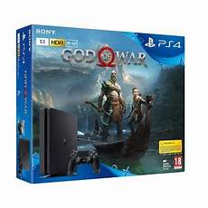 pack sony console ps4 1 to god of war console de