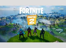 Fortnite Chapter 2 Season 1 is Here! Everything We Know So
