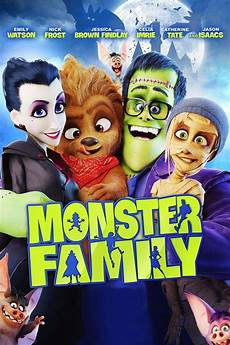 family dvd release date october 2 2018