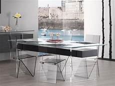 table et chaise transparente dining chairs in the modern dining room 50 awesome designs