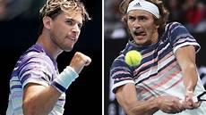sport heute im tv australian open zverev gegen thiem heute live im tv und
