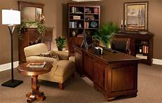 home office wood furniture solid wood office desk morgan double pedestal executive