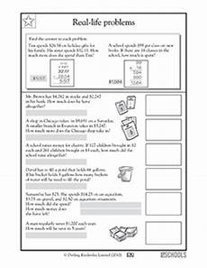 division worksheets 6355 real math skills worksheets summer math worksheets printable k 5th grade teachervision