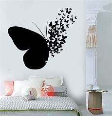 Vinyl Home Decor Ideas by Vinyl Wall Decal Butterfly Home Room Decoration Mural