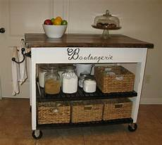 Kitchen Island Cart Diy by White Easy Kitchen Island Diy Projects