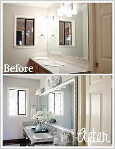 bathroom mirror makeover with mirrormate bathroom mirror makeover mirror makeover home