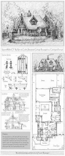 storybook cottage house plans house 326 full plan with portrait by built4ever d5i9jz9