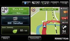 renault debuts r link an in dash android system with app