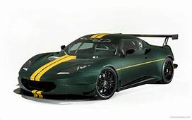2010 Lotus Evora Cup Race Car  HD Wallpaper Pic