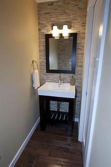 Bathroom Tile Ideas Half Bath by 10 Beautiful Half Bathroom Ideas For Your Home A B O