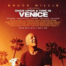Once Upon A Time In Venice 2017 Filmstarts De