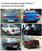 Daewoo Cars Are Older So They Didnt Copy D