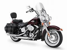 2012 Harley Davidson Flstc Heritage Softail Classic Top