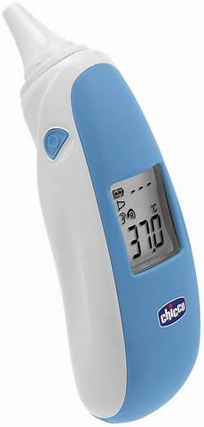 fieberthermometer ohr test chicco infrarot ohr thermometer comfort
