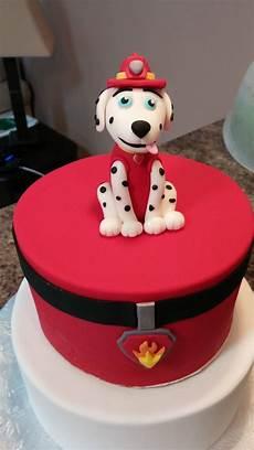 Gratis Malvorlagen Paw Patrol Cake Marshall Paw Patrol Cake The Lovely Baker