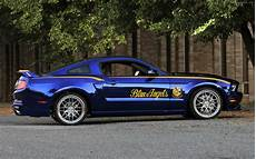 Wallpaper Mustang Blue Car by Ford Mustang Gt Blue Edition 2012 Widescreen