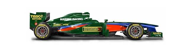 Classic Lotus Liveries On 2013 Cars