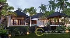 Desain Villa Ibu Theresia