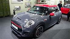 2017 mini cooper works hatch exterior and interior