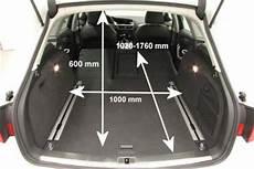 audi a4 avant 2016 kofferraumvolumen adac auto test audi a4 avant 2 0 tdi ultra ambition