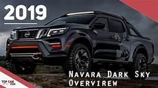 2019 Nissan Navara Sky Concept Overview Interior