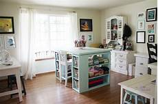 how to decorate a craft room craft rooms the inspired room