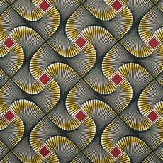 Tissu Africain Wax Bleu Mondial Tissus