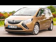 Opel Zafira Tourer Vauxhall Zafira Tourer Test Review