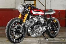 Yamaha Cafe Racer Xv racing caf 232 yamaha xv 750 virago by hageman motorcycles
