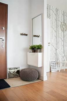 Wandgestaltung Flur 60 Kreative Deko Ideen F 252 R Den Flur