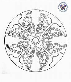 Malvorlagen Mandala Schmetterlinge Mandalas Mit Tieren Malvorlagen Schmetterlinge Mandala