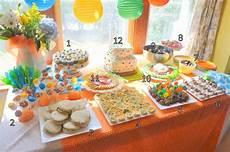 food food polkadot birthday