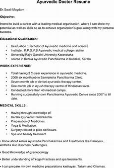 download doctor resume templates for free formtemplate
