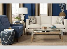 Navy Blue Summer Home Decor   24 East