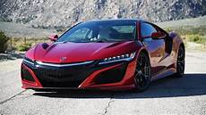 2017 acura nsx review first youtube