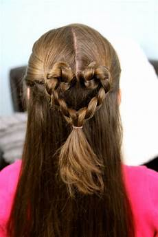 Everyday Hairstyles For Hair 4 ways to make everyday hairstyles wikihow