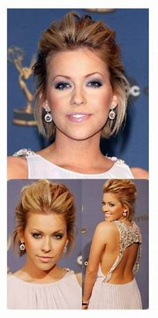 party hairstyle for short chin length hair in 2019 short